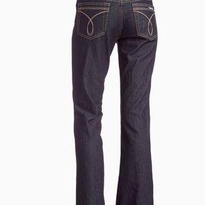 CALVIN KLEIN Flare Jeans Women's Size 10 x 32